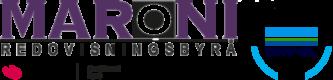 Maroni Redovisningsbyrå w Sztokholmie Logo